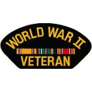 WW II Europe Vet Patch/Small