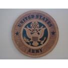 US Army Eagle Plaque