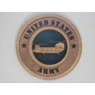 US Army Helicopter Plaque