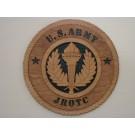 US Army JROTC Plaque