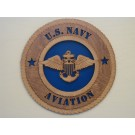 US Navy Aviation Plaque