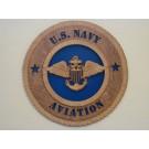 US Navy Aviation Plaque