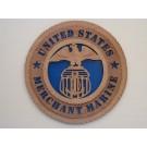 US Merchant Marine Plaque