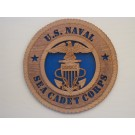 US Navy Sea Cadet Corps Plaque