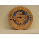 United States Navy Desktop Plaque