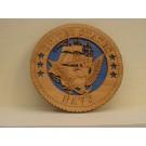United States Navy Desktop Plaque
