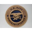 US Navy Seal Team Vietnam Veteran Plaque