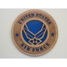 United States Air Force Plaque