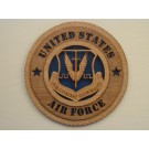 United States Air Force Air Combat Command Plaque