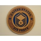 United States Air Force Senior Master Sergeant Plaque