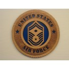 United States Air Force Master Sergeant Plaque