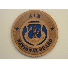 Air National Guard Plaque