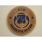 Air National Guard Plaque