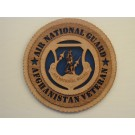 Air National Guard Veteran Afghanistan Plaque
