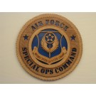 Air Force Special Operations Command Plaque