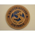 United States Air Force Strategic Air Command Plaque