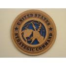 United States Strategic Command Plaque