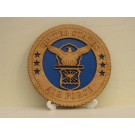 US Air Force Desktop Plaque