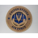 United States Air Force Tactical Air Command Plaque