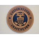 Coast Guard Master Chief Petty Officer Plaque
