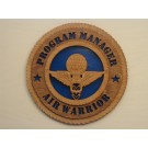 Air Warrior Plaque