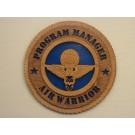 Air Warrior Plaque