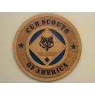 Cub Scouts of America Plaque