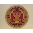 Boy Scouts of America Eagle Scout Troop 351 Plaque
