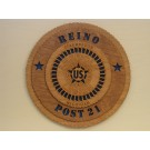 American Legion Post 21 Plaque