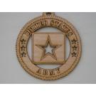 Military Ornament Army Star
