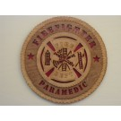 Firefighter Paramedic Plaque