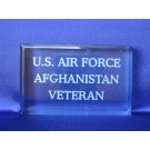 Branch of Service Paperweight USAF
