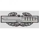 Combat Action Badge Decal