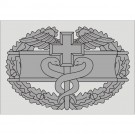 Combat Medic Badge Decal